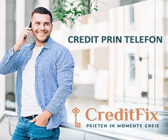 Credit prin telefon